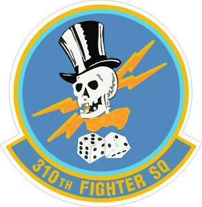 US-Air-Force-USAF-310th-Fighter-Squadron-Decal-Sticker