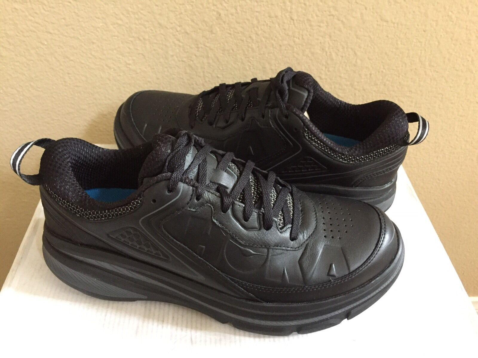 Hoka one one one one mujer Bondi Ltr Negro Running zapatos US 7 EU 38 2 3 UK 5.5  en venta en línea