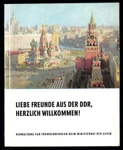Reiseprospekt-UdSSR-Liebe-Freunde-aus-der-DDR-herzlich-Willkommen-um-1970