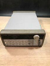 Agilent 33120a 15 Mhz Functionarbitrary Waveform Generator