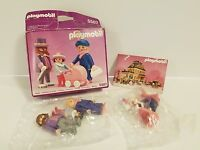 Playmobil Vintage 5507 Victorian Mansion Dollhouse Family Strolling