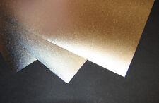 Silver Metallic Sandy Inkjet Printable Film Photo Paper 10 A4 Sheets 100 Micron