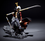 17cm-One-Piece-Dracule-Mihawk-Anime-Figurine-FR miniature 1