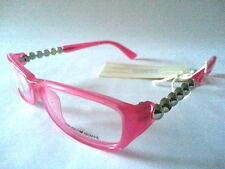 PINK EMPORIO ARMANI DESIGNER FRAMES GLASSES EA9564 Y6T - 52-15-140 - EA9