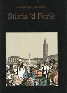 LIBRO-RARO-Storia-039-d-Furle-La-Storia-di-Forli-Forli-FC-zambelli-grifoni-1985