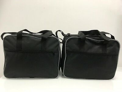 INNER LINER BAGS LUGGAGE BAGS TO FIT HEPCO AND BECKER GOBI SIDE CASES 37LT//37LTR