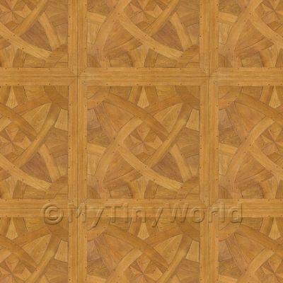 Maison de poupées grande 17th siècle Rectangulaire Tapis//Tapis 17nlr02