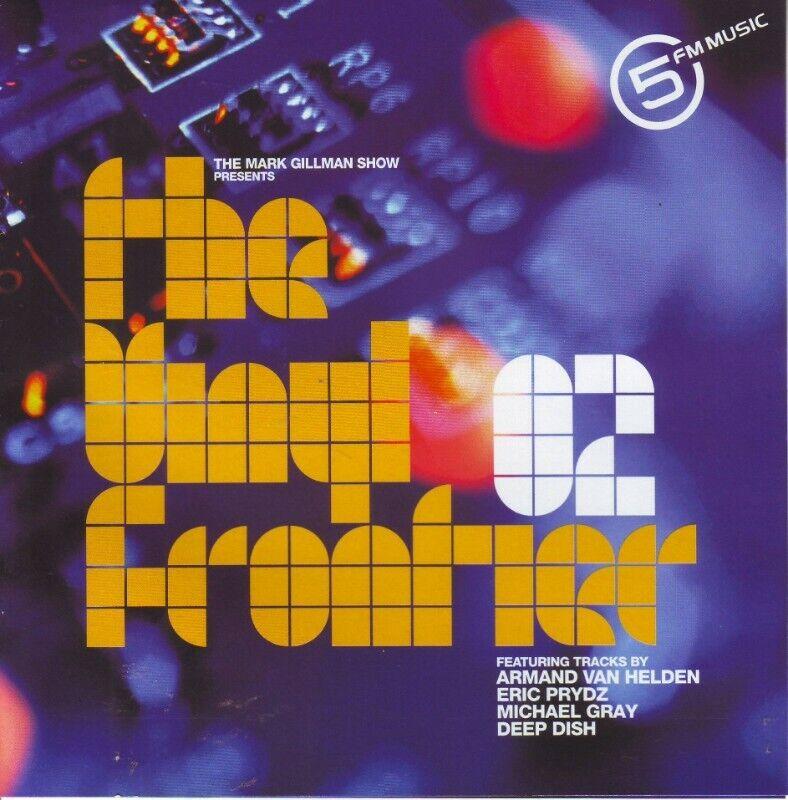 The Vinyl Frontier 02 - Various Artists (CD)