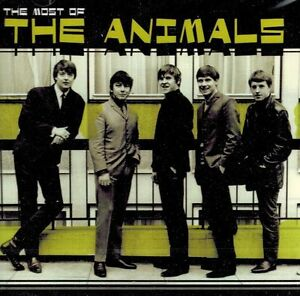 MUSIK-CD-NEU-OVP-The-Animals-The-Most-Of