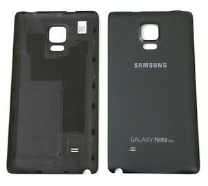 hot sales fb083 0c62a Details about Original OEM Samsung Galaxy Note Edge SPRINT/T-MOBILE Battery  Back Cover~BLACK