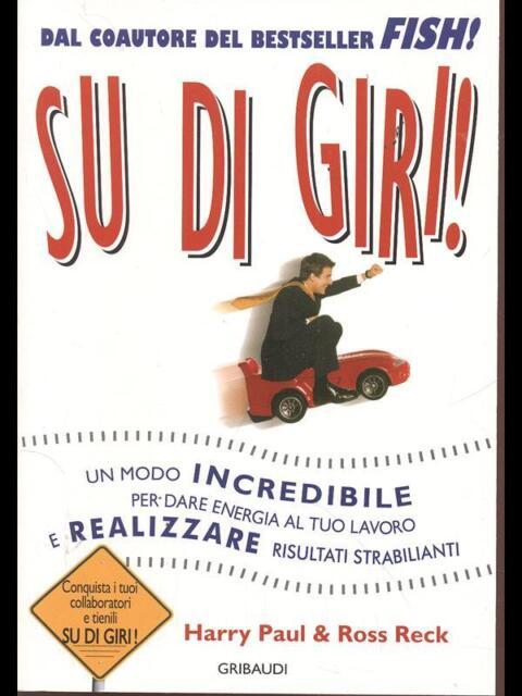 SU DI GIRI!  PAUL - RECK GRIBAUDI 2008