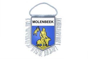 Mini-banner-flag-pennant-window-mirror-cars-country-banner-molenbeek-belgium