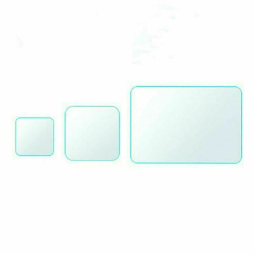 Película Protectora 3Pcs protector de pantalla de vidrio templado para GoPro Hero 8 Negro UK