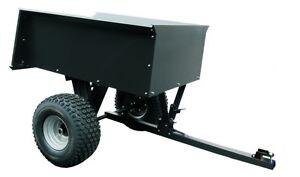 Turfmaster Garden Trailer Equipment Trailer Steel F. SUV payload 680 KG