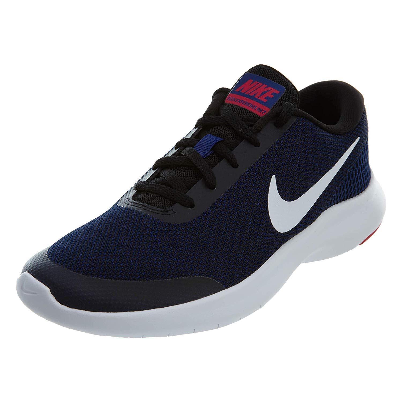 Donne Nike Flex Experience RN 7  Running scarpe, 908996 008 Mult Dimensiones Blk  Wht  B  gli ultimi modelli