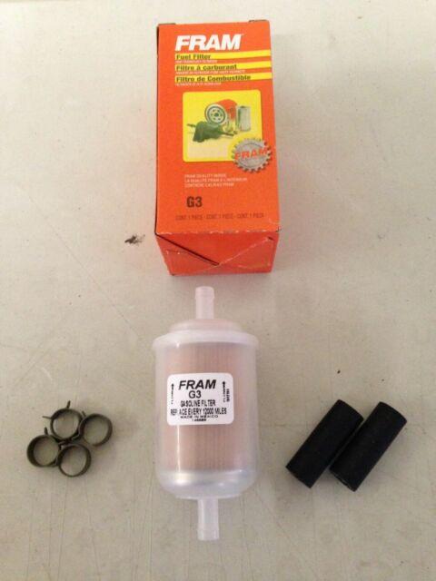 [SCHEMATICS_48YU]  FRAM G10166 Inline Fuel Filter for sale online | eBay | Fram 3 8 Fuel Filter |  | eBay