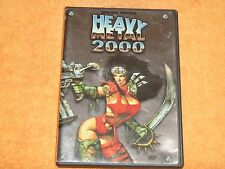 Heavy Metal 2000 (DVD, 2000, Special Edition) gun kill rampage FOUNTAIN OF YOUTH