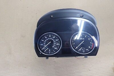 Instrument Cluster Speedometer Active Cruise Control BMW E90