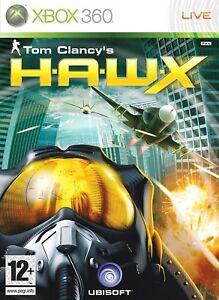 Tom-Clancy-039-s-H-A-W-X-Microsoft-Xbox-360-2009-by-Ubisoft-Brand-New-Video-Games