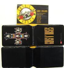 """GUNS N' ROSES """"APPETITE FOR"""" EC KARTEN ETUI / KREDITKARTE ETUI / CARD HOLDER"""