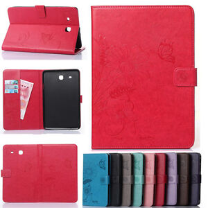 detailed look 767cc fb23f Details about Slim Smart Cover Case Stand for Samsung Galaxy Tab E 9.6