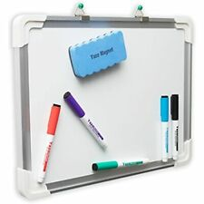 Dry Erase White Board Hanging Writing Drawing Ampamp Planning Small Whiteboard 5