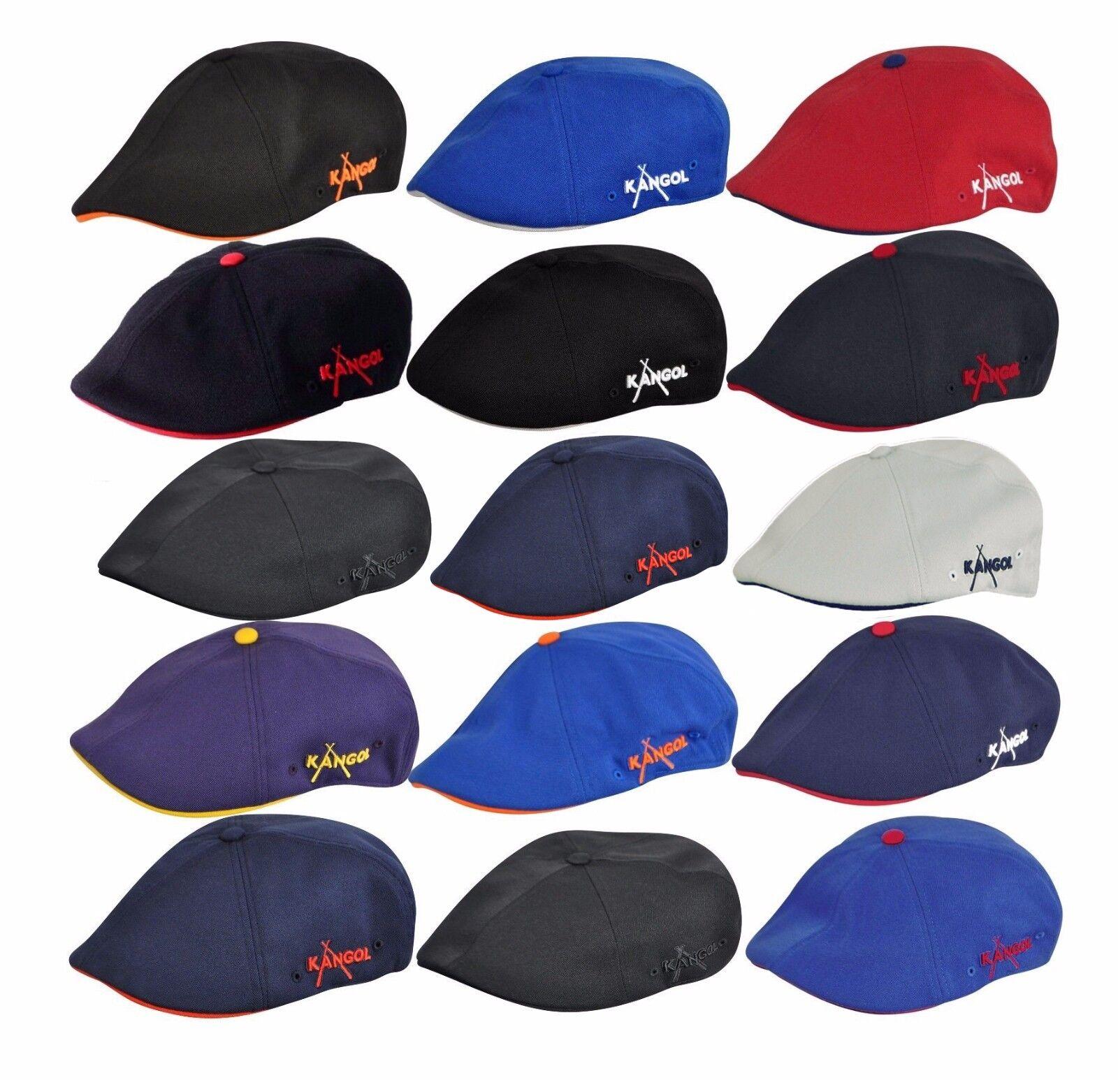 Kangol  Championship Series Flexfit  504  Cap  Team Colors  Navy//Cardinal