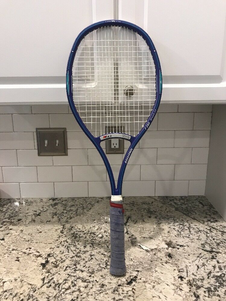 Rossignol F 280 Graphite Tennis Racquet France 4 5/8 Grip No 5