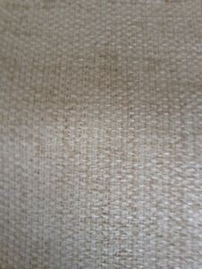 Laura Ashley Verity Upholstery Fabric Remnant In Natural 141 X 126cm