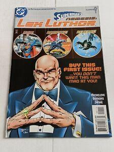 Superman-039-s-Nemesis-Lex-Luthor-1-March-1999-DC-Comics