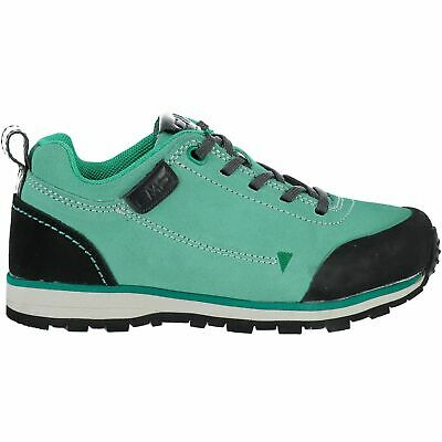 Cmp Scarponcini Outdoorschuh Kids Elettra Low Hiking Shoes Wp Turchese Tinta- Eppure Non Volgare