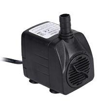 15W 1000L/H Aquarium Fish Tank Fountain Submersible Pump Air Water Hydroponic