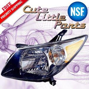 Image Is Loading For 2003 2004 Pontiac Vibe Headlight Headlamp Driver
