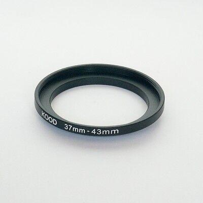 37 mm Adaptateur Step-Down 43-37 mm Adaptateur de Filtre 43 mm