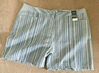size 16 New ladies shorts