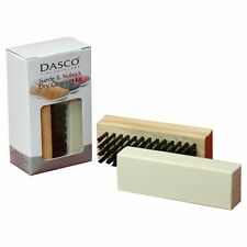 Dry Cleaning Brush Kit for Nubuck Suede Canvas Boots Shoes for Timberland etc