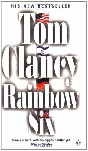 Rainbow Six,Tom Clancy- 9780140274059