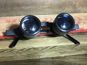 VINTAGE-SPORTIERE-2-8-X-2-8-COATED-OPERA-EYE-GLASS-BINOCULARS