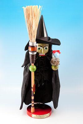 Steinbach Wizard Of Oz Wicked Witch Nutcracker S1807 New In Box Ebay
