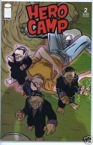 Hero-Camp-2005-series-2-near-mint-comic-book