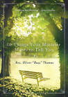 10 Things Your Minister Wants to Tell You by Dr Oliver Thomas (Paperback / softback, 2010)