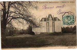 CPA Sait-SYLVAIN (Maine-et-Loire) - Chateau du Brossay (207352)