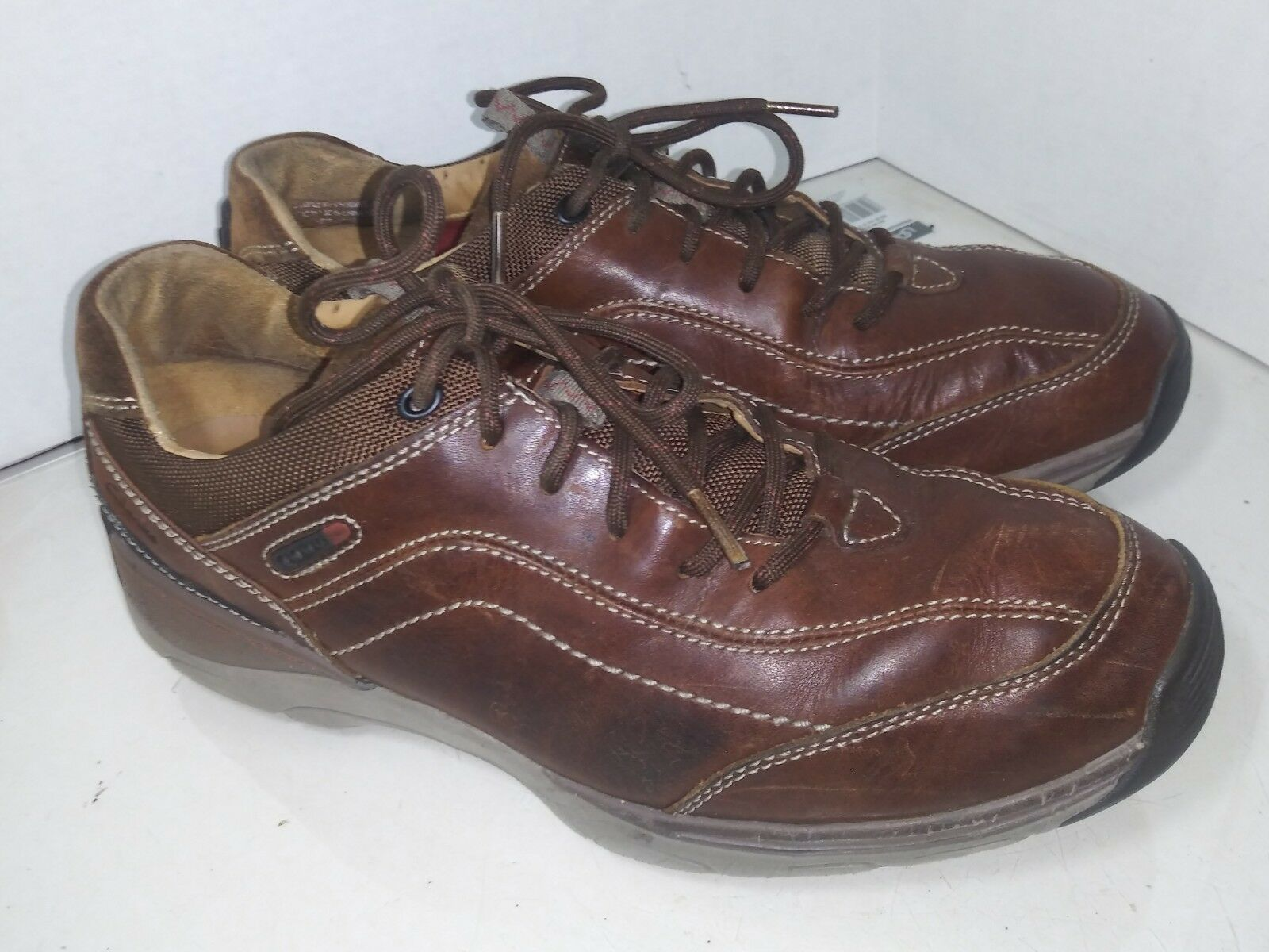 Clarks Skyward Vibe - Active Air Vent Insoles - Brown Walking shoes Mens Size 12