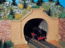 Vollmer H0 2504 Tunnelportal Rheintal 1-gleisig 2 Stück Neu