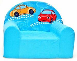 Kids-children-039-s-fauteuil-50-modeles-comfy-doux-mousse-chaise-sofa-siege-vente