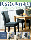 Singer Upholstery Basics Plus: Complete Step-by-step Photo Guide by Steve Cone (Spiral bound, 2007)