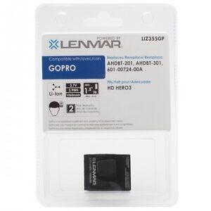 Lenmar-Replacement-Battery-For-Gopro-AHDBT-201-AHDBT-301-601-00724-00A