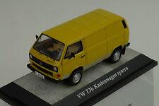 Bus VW T3b Syncro Bus 4 x 4 Van gelb yellow 1:43 Premium classixxs