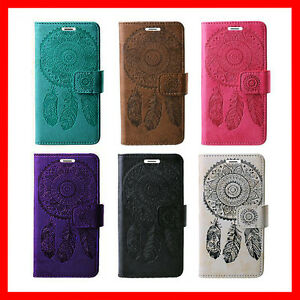 Leather-Flip-Case-Magnetic-Wallet-Gel-Cover-For-Apple-iPhone-7-6S-6-Plus-5-8-X