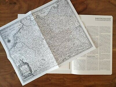 Zielsetzung Deutsche Geschichte In Historischen Karten Mappe 00901 Matthäus Merian 1650